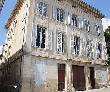 Hôtel de Lespinay de Beaumont