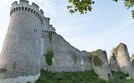 Château de Robert le Diable