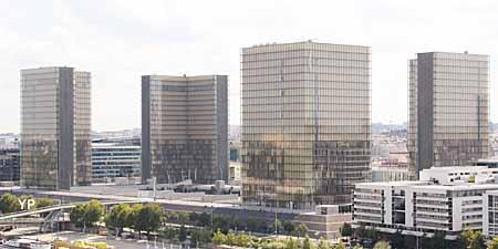 Bibliothèque Nationale de France - site François Mitterrand