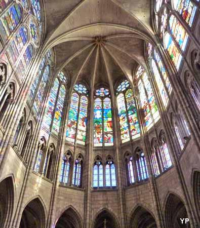 Basilique-cathédrale de Saint-Denis