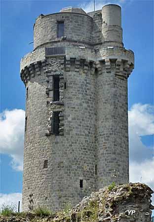 Tour de Montlhéry - château de Montlhéry
