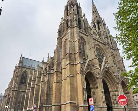 Basilique Sainte Clotilde et Sainte Valère