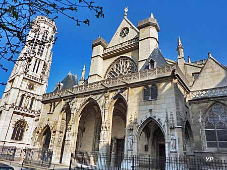 Eglise Saint-Germain-l'Auxerrois