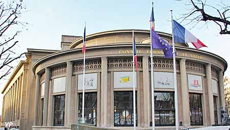 Palais d'Iena - Conseil Economique Social et environnemental