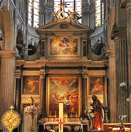 Eglise Saint-Nicolas-des-Champs