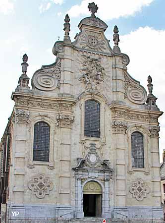 Collège et Chapelle des Jésuites