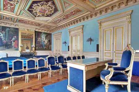 Hôtel de Villars - mairie du 7e arrondissement