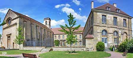 Abbaye de Corbigny - Abéïcité