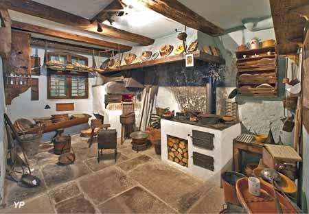Musée du Patrimoine et du Judaïsme Alsacien - cuisine