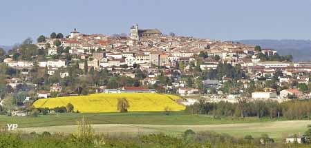 Bastide de Monflanquin
