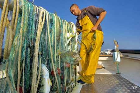 Ecomusée de la pêche et du lac - pêcheur professionnel