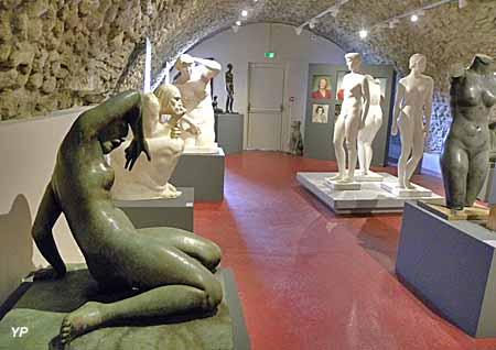 Château de Sonnaz - musée du Chablais - exposition « Portrait sensible de Marguerite Peltzer »