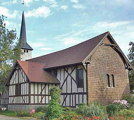 Eglise de Nuisement-aux-Bois