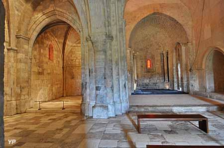 Prieuré de Salagon - l'église