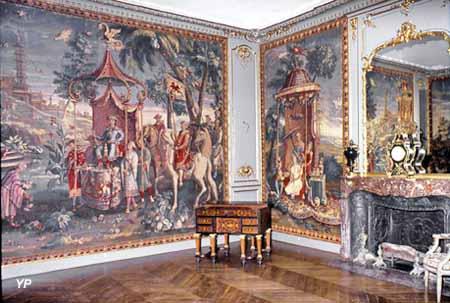 Salon aux tapisseries