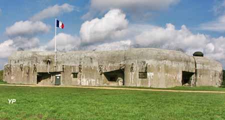Ouvrage du Bois-du-Four (Fort de la Ligne Maginot)