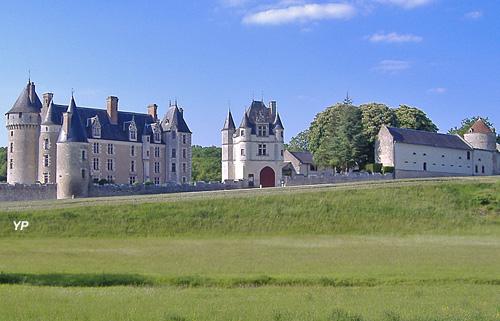 Château de Montpoupon - Musée du Veneur