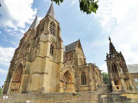 Basilique Notre-Dame d'Avioth