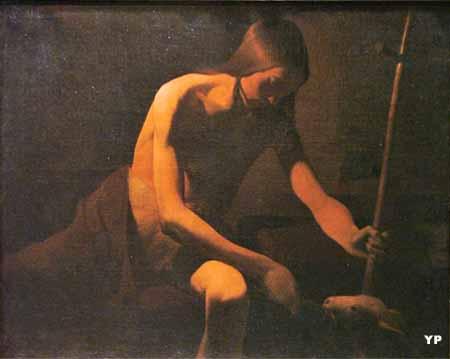 Saint-Jean Baptiste dans le Désert