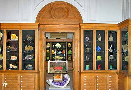 Musée de minéralogie de l'Ecole des Mines