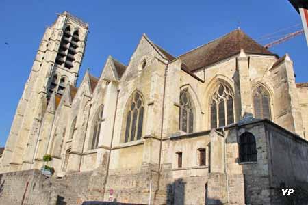 Église Saint-Crépin Hors les Murs