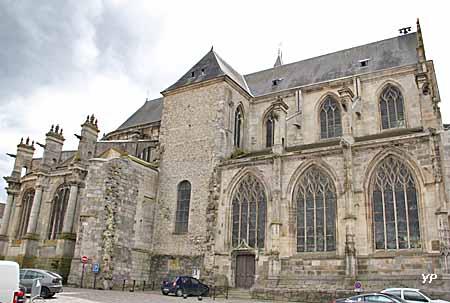 Église Saint-Jacques-le-Majeur-et-Saint-Christophe