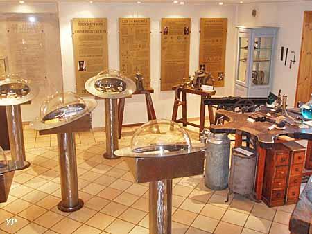 Espace Saint-Eloi - atelier du bijoutier