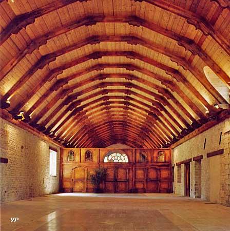 Abbaye Sainte-Marie-de-Cercanceaux
