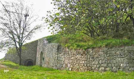 Vestiges du Fort de Montmélian