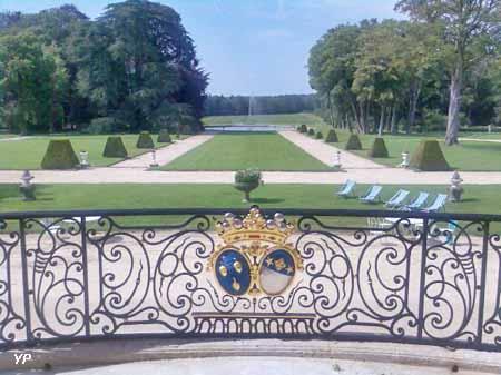 Parc du château de Bois-Héroult