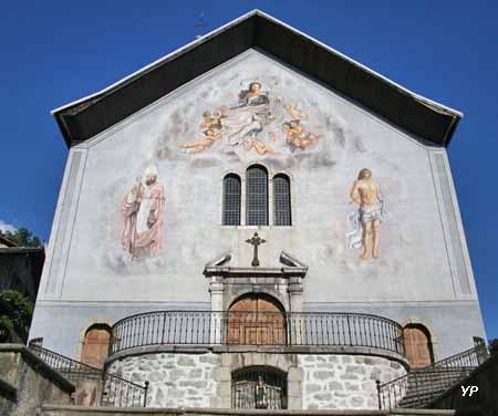 Eglise saint Grat de Conflans