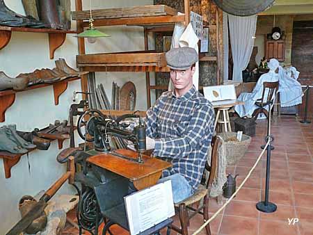 Musée Rural et d'Histoire Locale - Ancienne chapelle des Pénitents Blancs