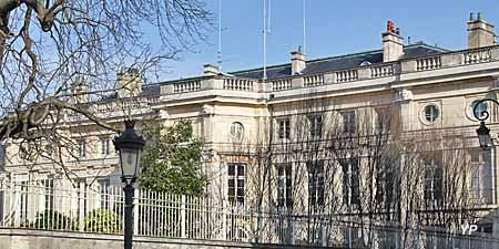 Hôtel Bouhier de Lantenay - préfecture
