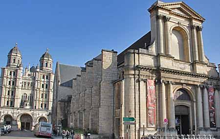 La Nef - Église Saint-Etienne