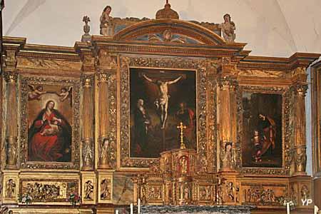 Église Notre-Dame de la Nativité de la Sainte Vierge