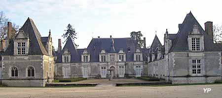 Château de Villesavin  façade Nord