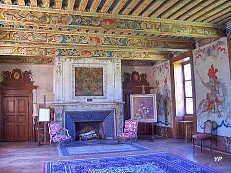 Château de Vaugirard - salle du carrousel