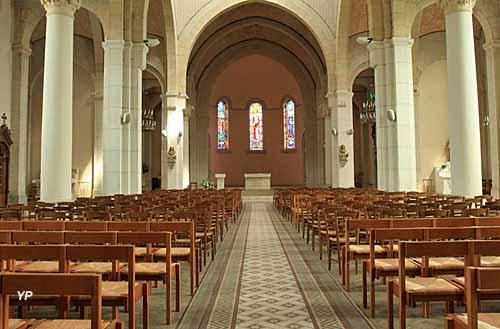 Eglise Saint-Denys Sainte-Foy