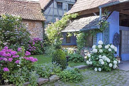 Jardins de la Ferme Bleue - Le jardin d'Orphée