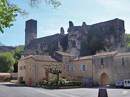 Château de Gavaudun