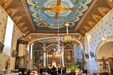 Eglise de Heux