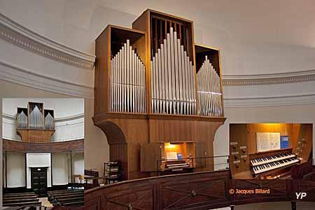 Temple de l'Église Réformée d'Orléans