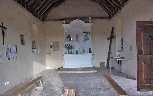Chapelle de Perrine Dugué (la sainte tricolore)