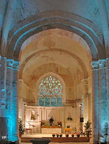 Ancienne église paroissiale Notre-Dame de Rigny