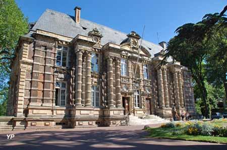 Château d'Harfleur - Hôtel de ville
