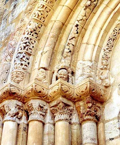 Eglise romane Saint Sébastien