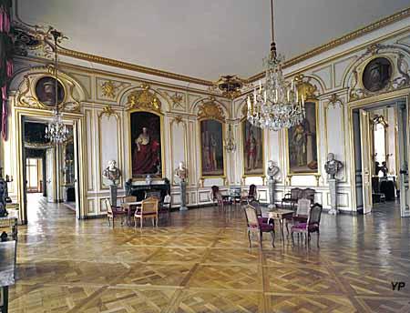 Musée des Arts Décoratifs, salon des Evêques ou Antichambre du roi