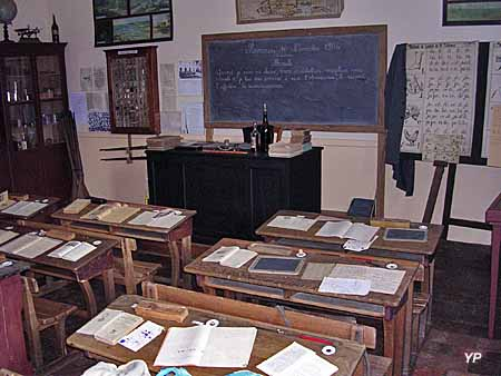 Musée-école d'Unverre