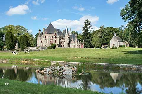 Parc du Boiscornillé