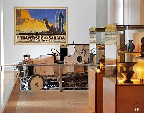 Musée de Saint-Jean d'Angély - salle Afrique